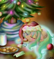 The Night Before Christmas by SpectralPony