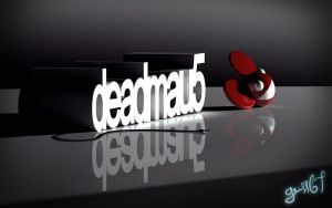 deadmau5 3d - scene1 by Guss67