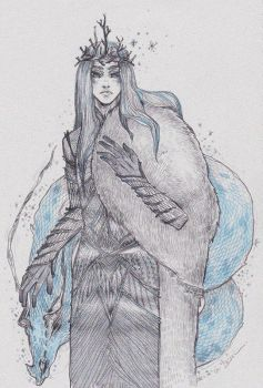 Snow King by TemLin