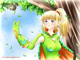 Dragon Nest by Villyane