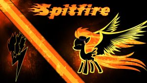 Spitfire Wallpaper by IIThunderboltII