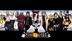 Soul Eater Masters WP by DrLinuX