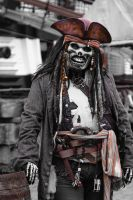 Captain Jack by Joker-laugh