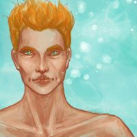 Finnick Odair by Ospreyghost13