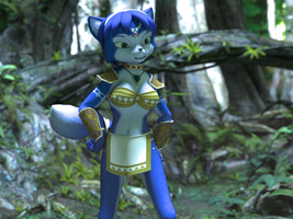 Krystal Render by gturkey