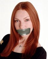 Laura Prepon Gagged by rossete20
