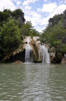 Turner Falls Stock 27 by FairieGoodMother