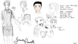 james Purcell Grogan by Irumi69