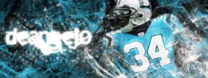 DeAngelo Williams Signature by SaviorSelph