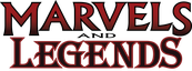 Marvels and Legends Store logo