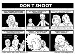 CWW: Don't Shoot by IsaiahBroussard
