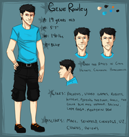 Gene Ref Sheet by SuperKusoKao