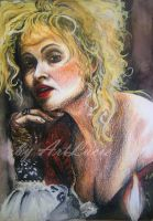 Helena B.C. as Madame Thenardier by ArtLucie