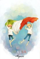 Fratelli d' Italia by ChocoHal