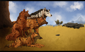 The Hunt by MapleSpyder