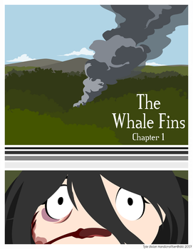 The Whale Fins - #1 Page 1 by AvianHandicrafter