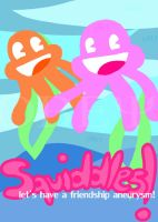 SQUIDDLES. by commodorable