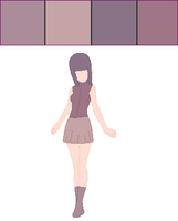 Palette Adopt for Gleek93098 by acer1321300