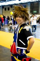KH II - Sora In Japan Expo 2012 by AriB-Rabbit