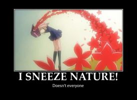 Karin-Nature Sneeze by Butchinose