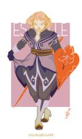 Tales of Heroines : Estelle Lowell by tintoraneko