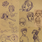 Doodlies by enits