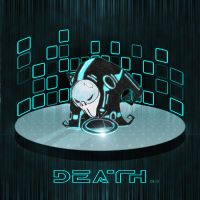 Tron Death.OS12 by ensombrecer
