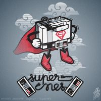 SuperNES by C0y0te7