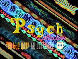 The Psych Collection by caffeine2