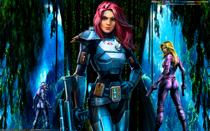 AMAZONS OF AVATAR by CSuk-1T
