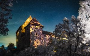 Burg Hoheneck by myINQI