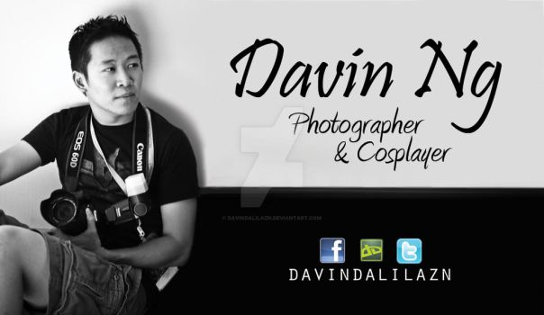 Business Card Front by davindalilazn