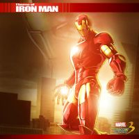 MVC3: TA- IronMan by octobomb