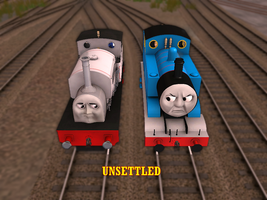 Unsettled by TheDirtyTrain1