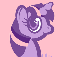 my tiny horse by Child-Of-Neglect
