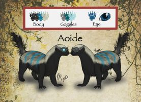 Aoide Ref by TamHorse
