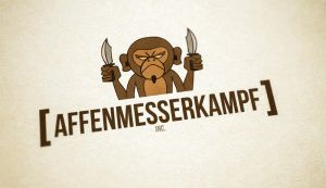 Affenmesserkampf Inc. by LovesTheMuffin