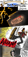 The Incredible Tales of Mr Mundy #3 by Fenxxi