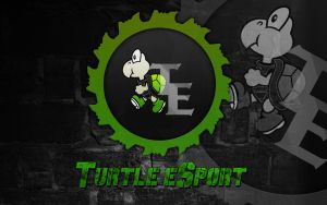 Turtle eSport - Wallaper Nr. 1 by CoresShowroom