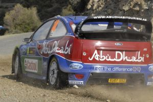 Cyprus Rally 1 by fraggingfreek