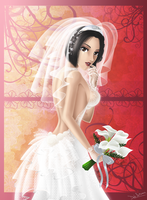 Happy Wedding :D by Dido-Antares
