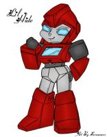 Lil Ironhide by Scream01