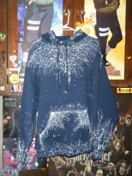 my Jack Frost hoodie by AngilieSnape