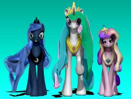 Royale Princess Three by Harikon