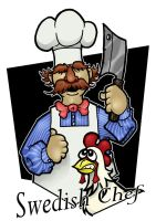 Swedish Chef by DeCoY0130