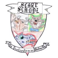 Scare School Coat of Arms by Faul-T-Wiring