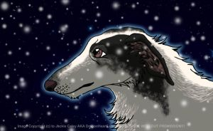 GA- The Snow Gazer by DragonHeartLuver