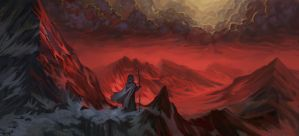 Valley of Blood by Eriopsis