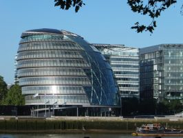 London - Office of the Mayor by Topaz172