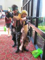 A-Kon '14 - Metal Gear Solid 2 by TexConChaser